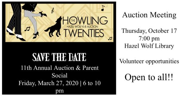 auction kick off 2019